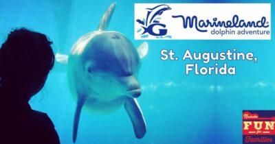 Marineland Dolphin Adventure in St. Augustine, Florida