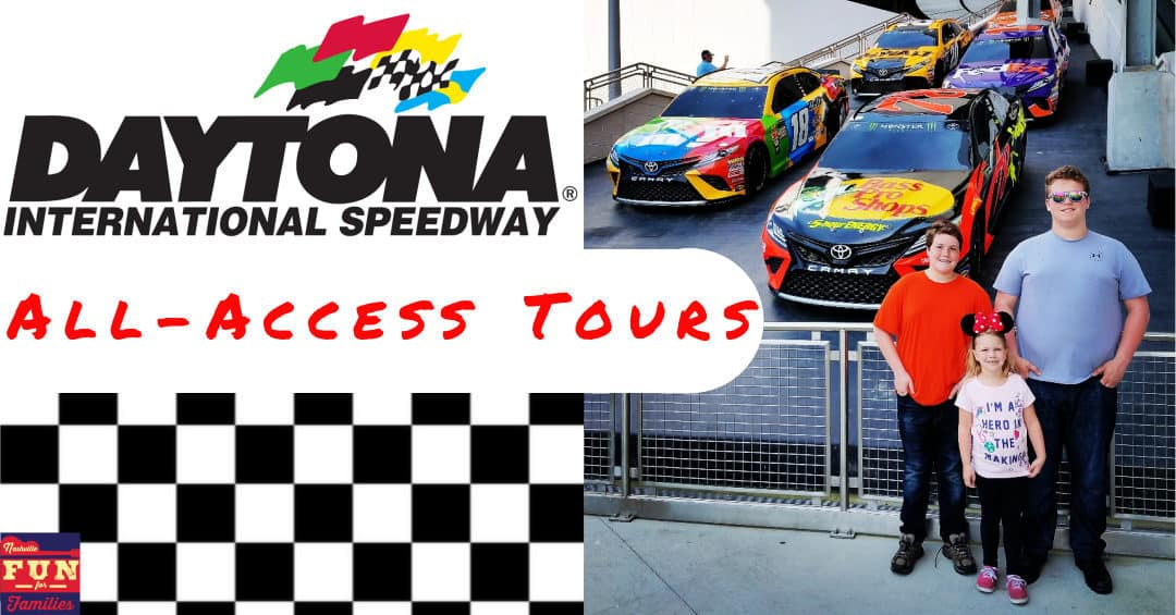 DAYTONA International Speedway Tours in Daytona, Florida