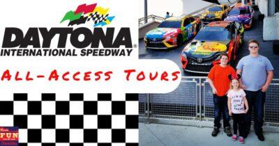 DAYTONA International Speedway Tours in Daytona, Florida