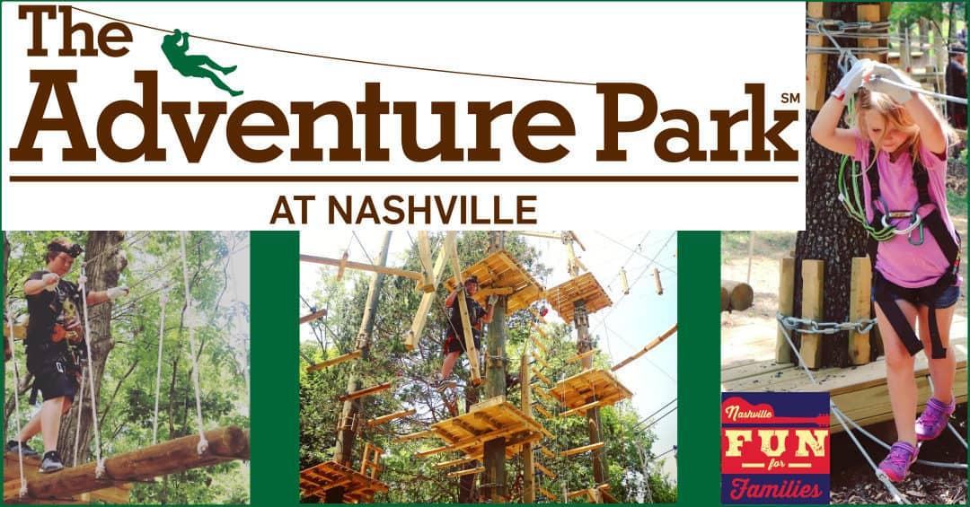 The Adventure Park at Nashville