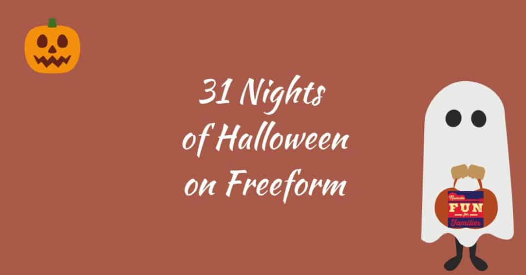 31 Nights of Halloween on Freeform