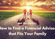How to Find a Financial Advisor that Fits your Family in Nashville