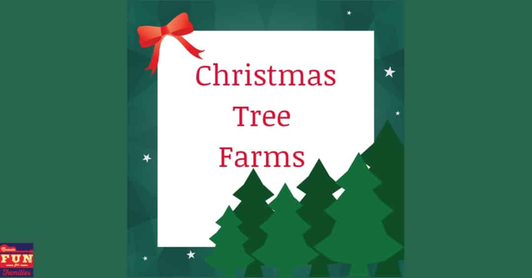 Nashville Christmas Guide - Christmas Tree Farms