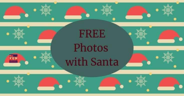 Free Photos with Santa