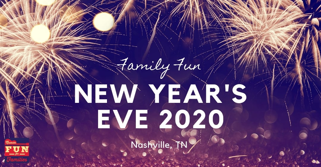 Family Fun New Year's Eve 2020