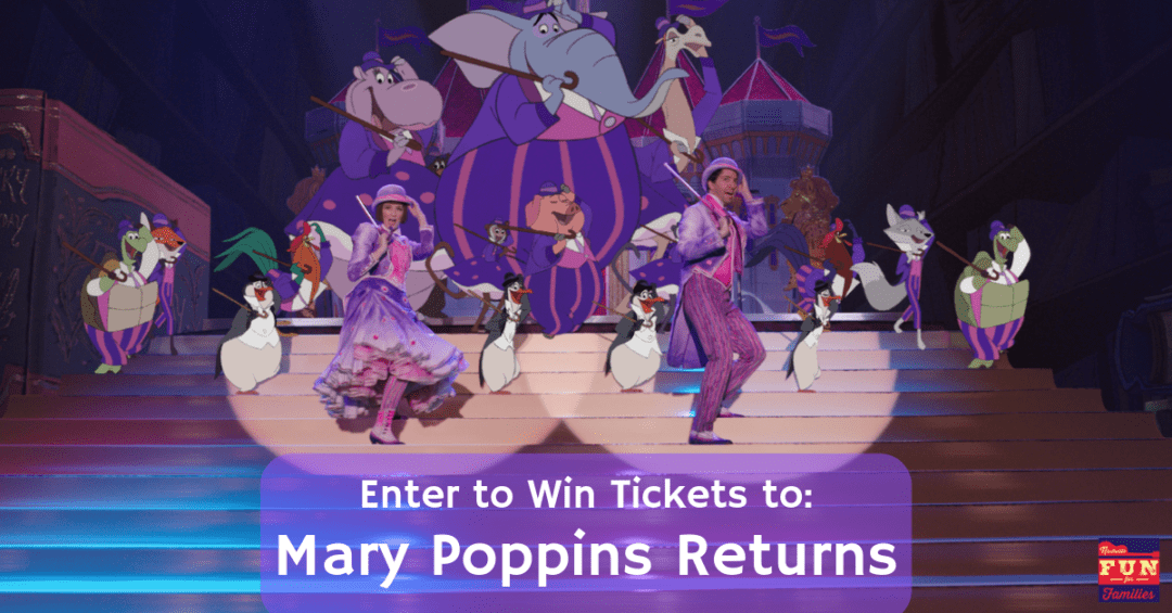 Win Tickets to a Preview of Mary Poppins Returns