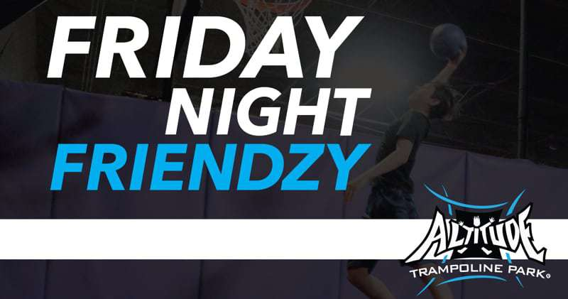 Friday Night Friendzy | Nashville Fun For Families