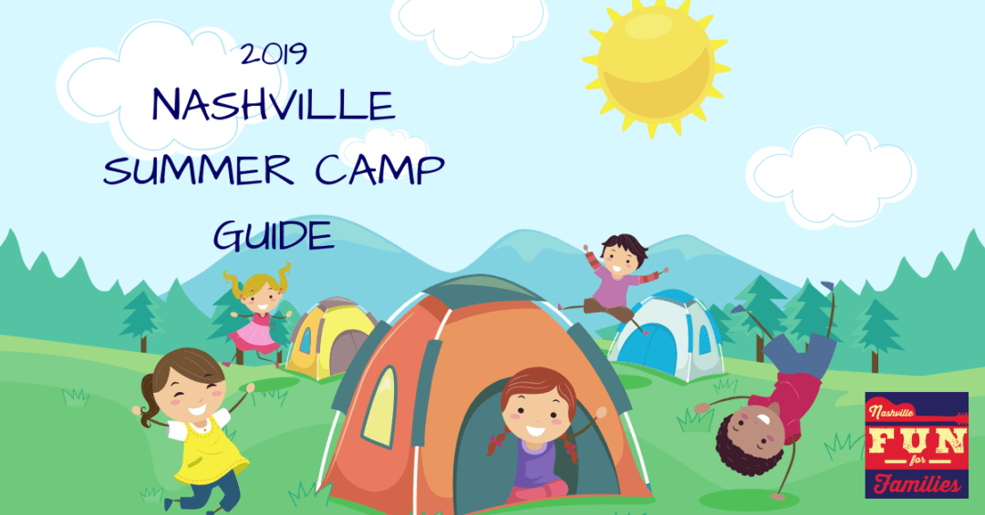 Nashville Summer Camp Guide 2019 Find The Best Camps In Tennessee