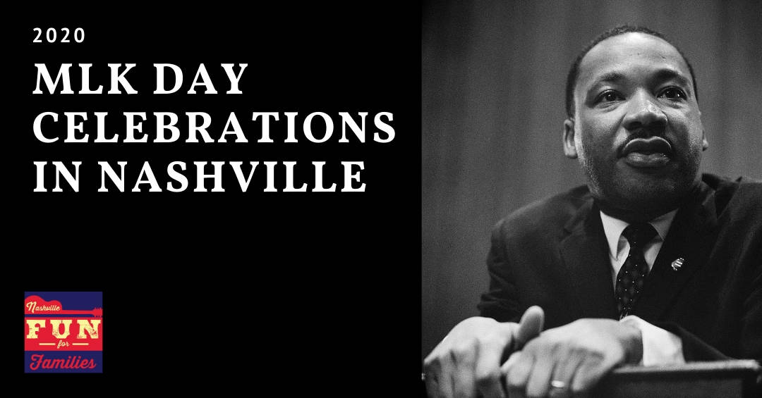 2020 MLK Day Celebrations in Nashville