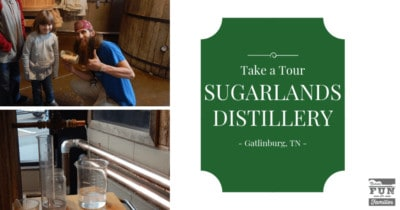 Tour Sugarlands Distillery and Learn the Science of Moonshine