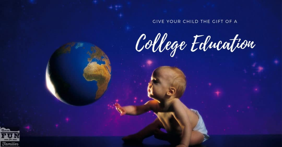 Give Your Child the Gift of a College Education