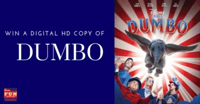 Win a Digital HD Copy of Dumbo