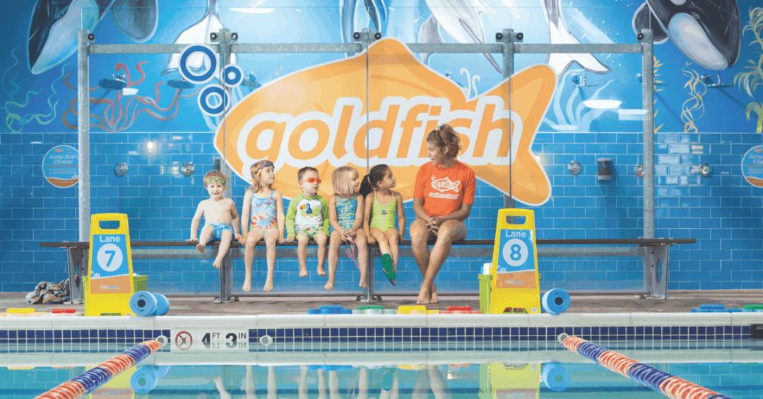 Learn to Swim at Goldfish Swim School
