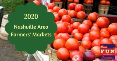 2020 Guide to Farmers Markets in Nashville