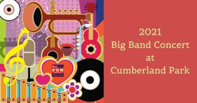 Big Band Dance at Cumberland Park