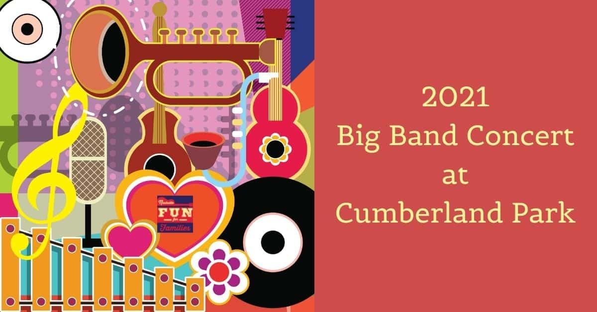 2021 Big Band Concert at Centennial Park