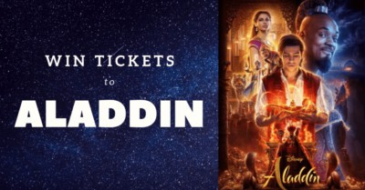 Win Tickets to See the All New Live Action Aladdin