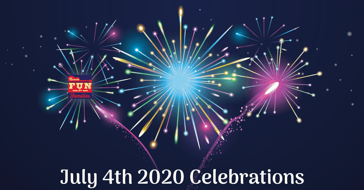 July 4th 2020 Celebrations