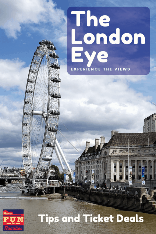 The London Eye - Tips for visiting and deals on tickets