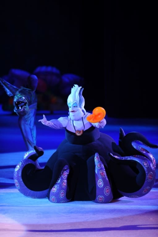 Ursula on Ice