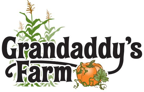 Grandaddy's Farm with Corn and Pumpkins