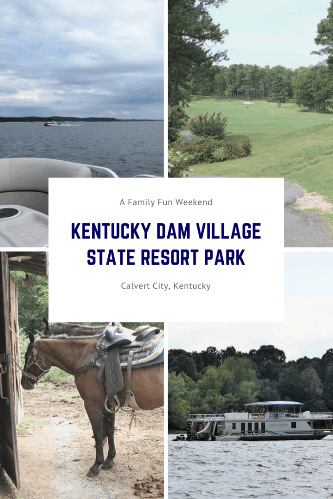 Next time your family is looking for a weekend of rest and relaxation, consider a trip to Kentucky Dam Village State Resort Park. There are lots of options to keep or busy or just enjoy the natural setting and relax.