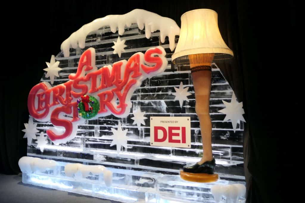 2019 A Christmas Story with the Leg Lamp