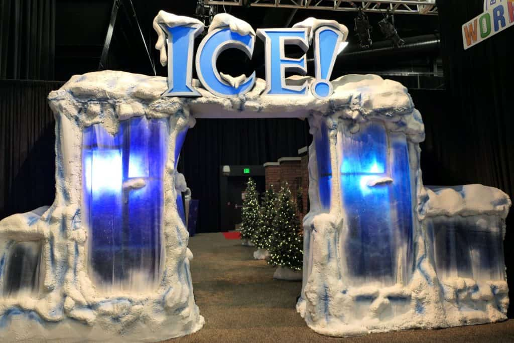 2019 ICE entrance