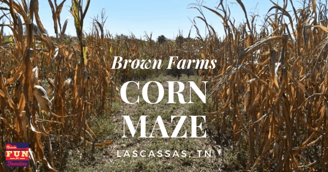 Brown Farms Corn Maze