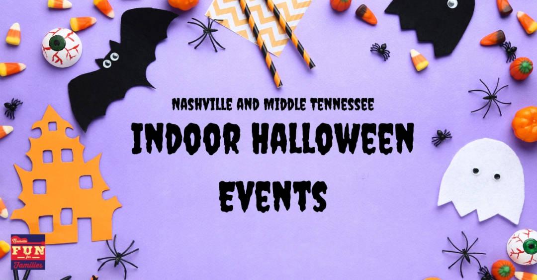 Indoor Halloween Events and Activities in Nashville for 2019