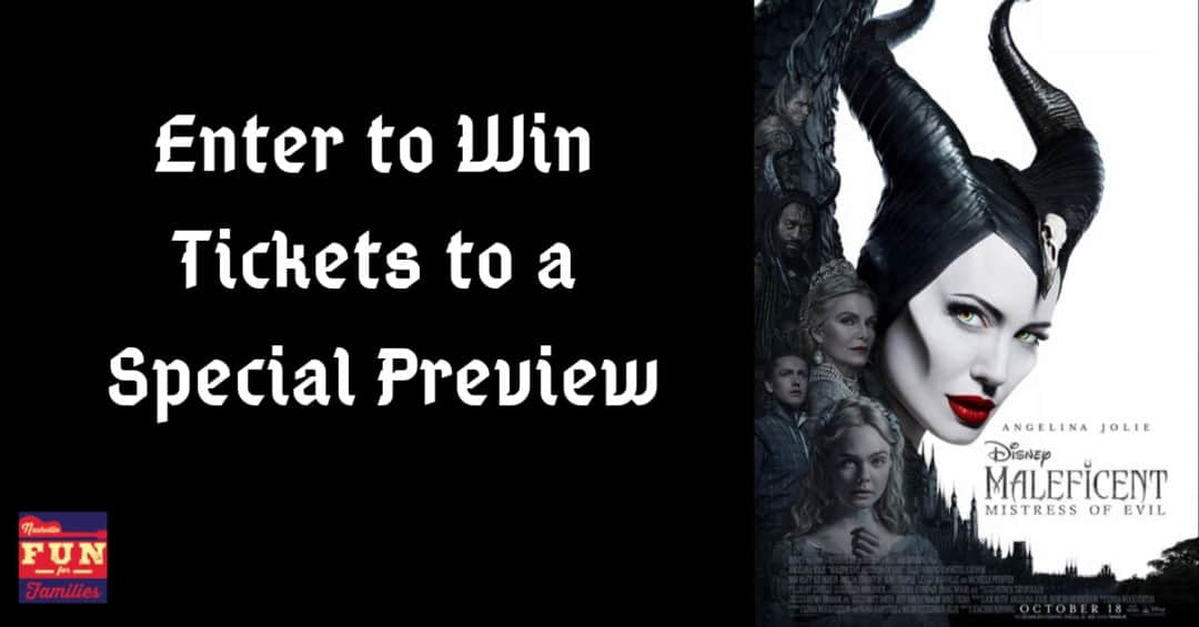 Enter to Win Tickets to Maleficent: Mistress of Evil