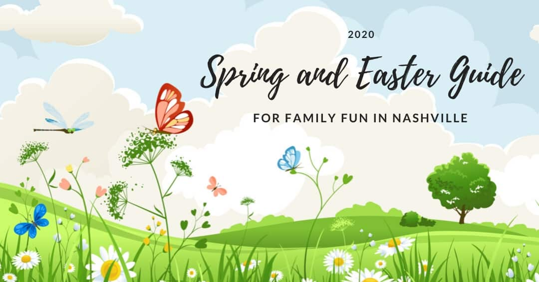 2020 Spring and Easter Guide
