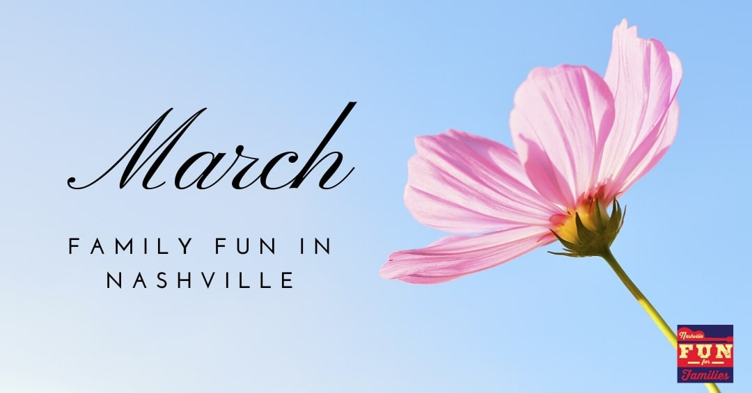 March Family Fun