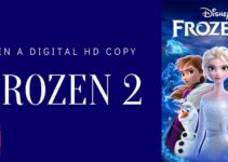 Frozen 2: Enter to Win a Digital Copy