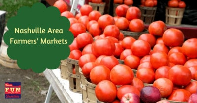 2021 Guide to Farmers Markets in Nashville