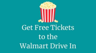 The Walmart Drive In is coming to Middle Tennessee!