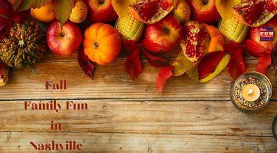 Fall Family Fun in Nashville