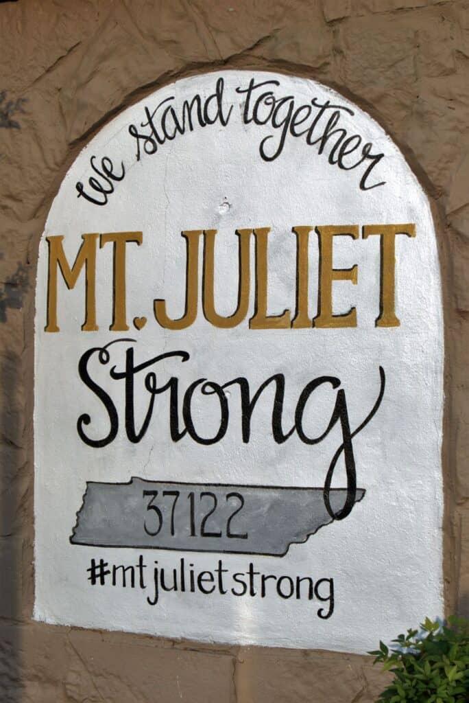Mt. Juliet Strong
