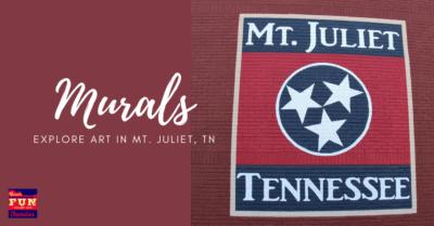 Mt. Juliet Murals