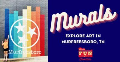 Murfreesboro Murals