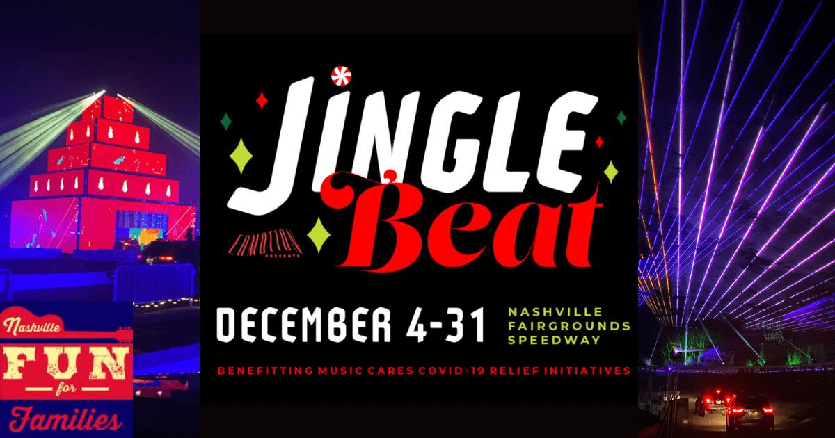 Jingle Beat Header - Dec. 4 - 31, 2020