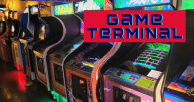 Game Terminal – An Arcade Paradise for Gamers