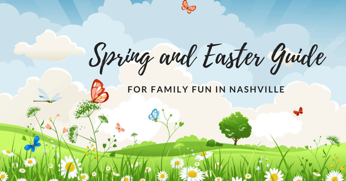 Spring and Easter Guide