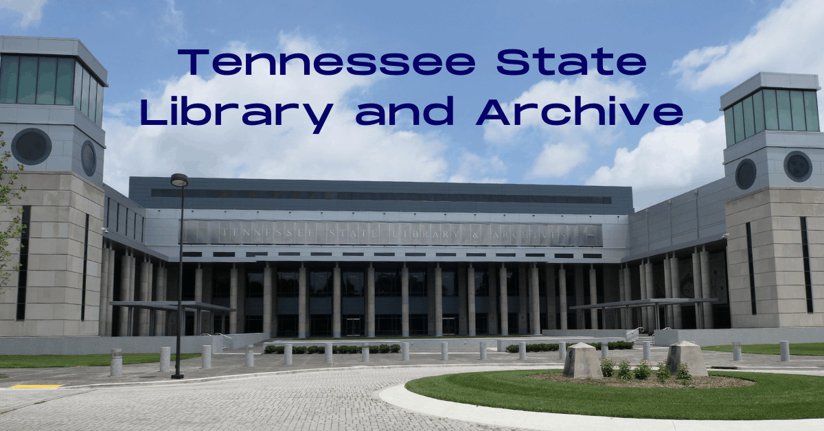 Tennessee State Library and Archive