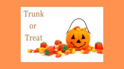 Trunk or Treat in Middle Tennessee